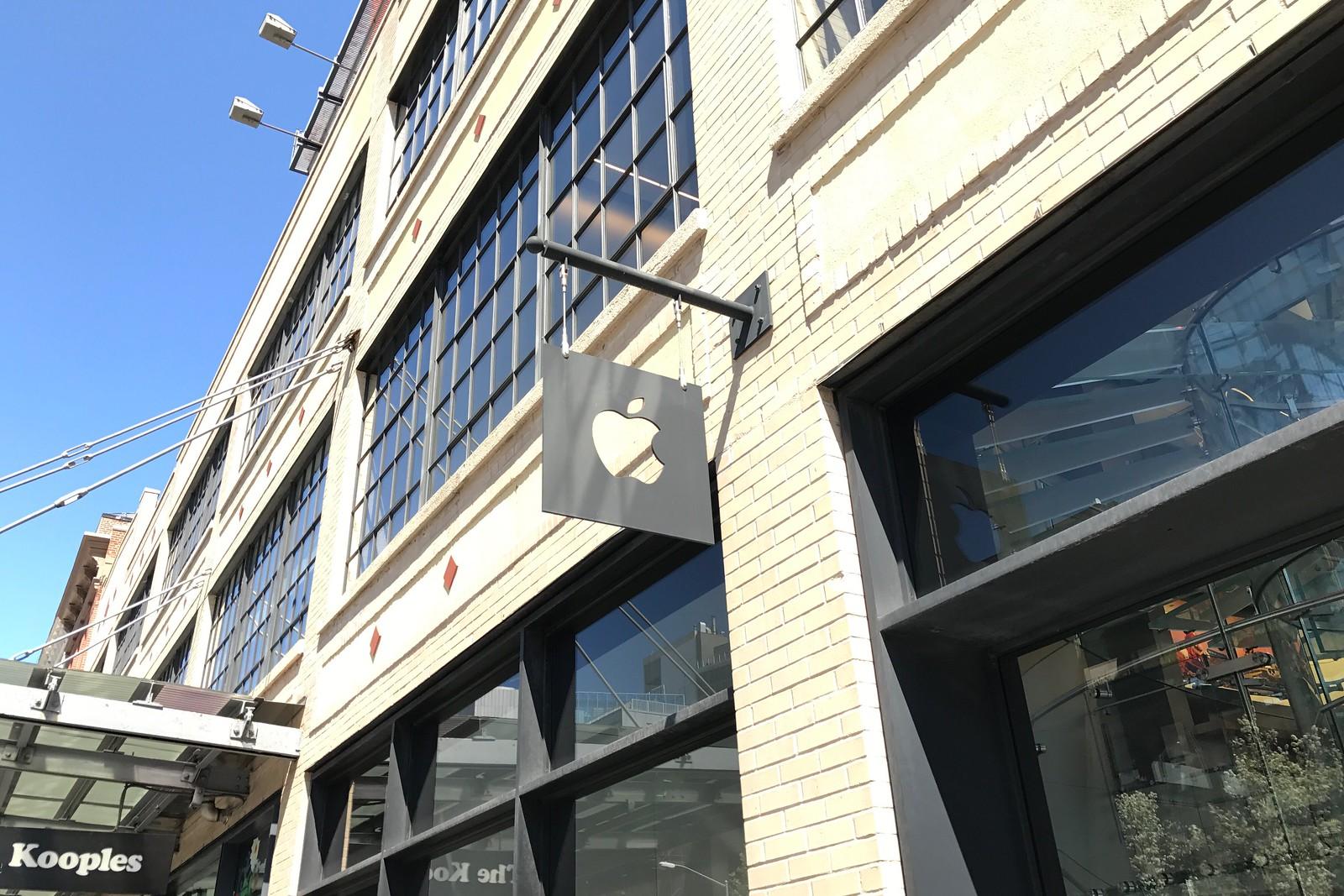 Apple West 14th Street