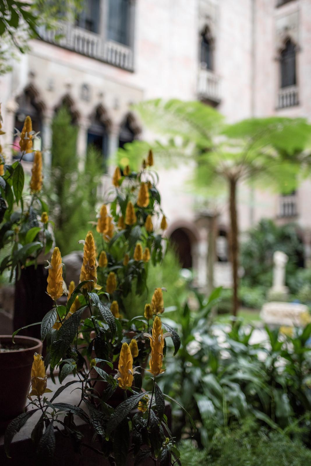 Isabella Stewart Gardner Museum on juliettelaura.blogspot.com