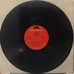 ATLANTIS:ATLANTIS(RECORD SIDE-A)