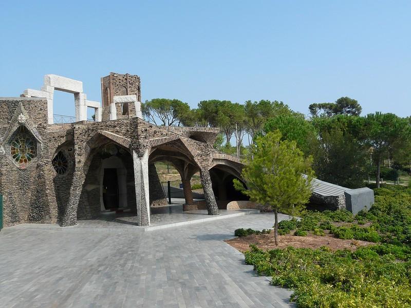 Cripta de Gaudi