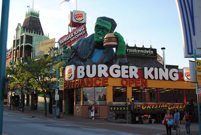 Burger King, Niagara Falls, Ontario