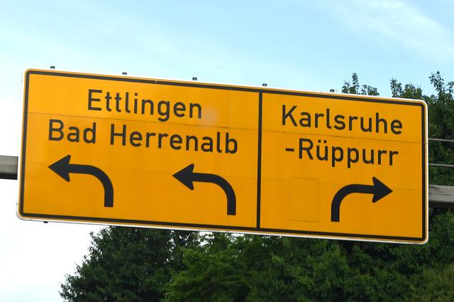 Fahrt in den Nordschwarzwald, Nähe Bad Herrenalb; Landesgartenschau; Foto: Brigitte Stolle 2017