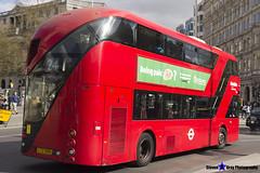 Wrightbus NRM NBFL - LTZ 1099 - LT99 - Pimlico 24 - Metroline - London 2017 - Steven Gray - IMG_8714