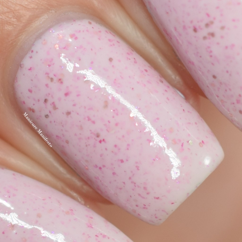 Fiendish Fancies The Sugarplum Fairy Cabin Fever swatch