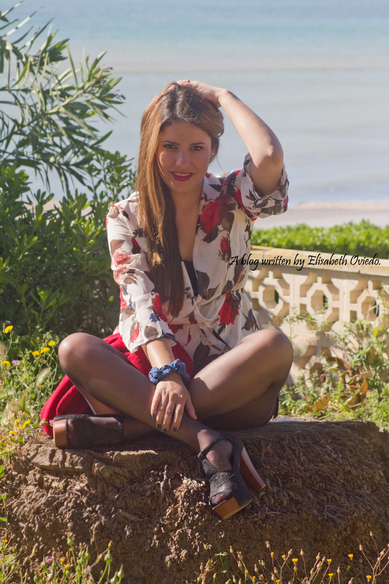 heelsandroses elisabeth oviedo blazer roja zara temporada primera verano (6)