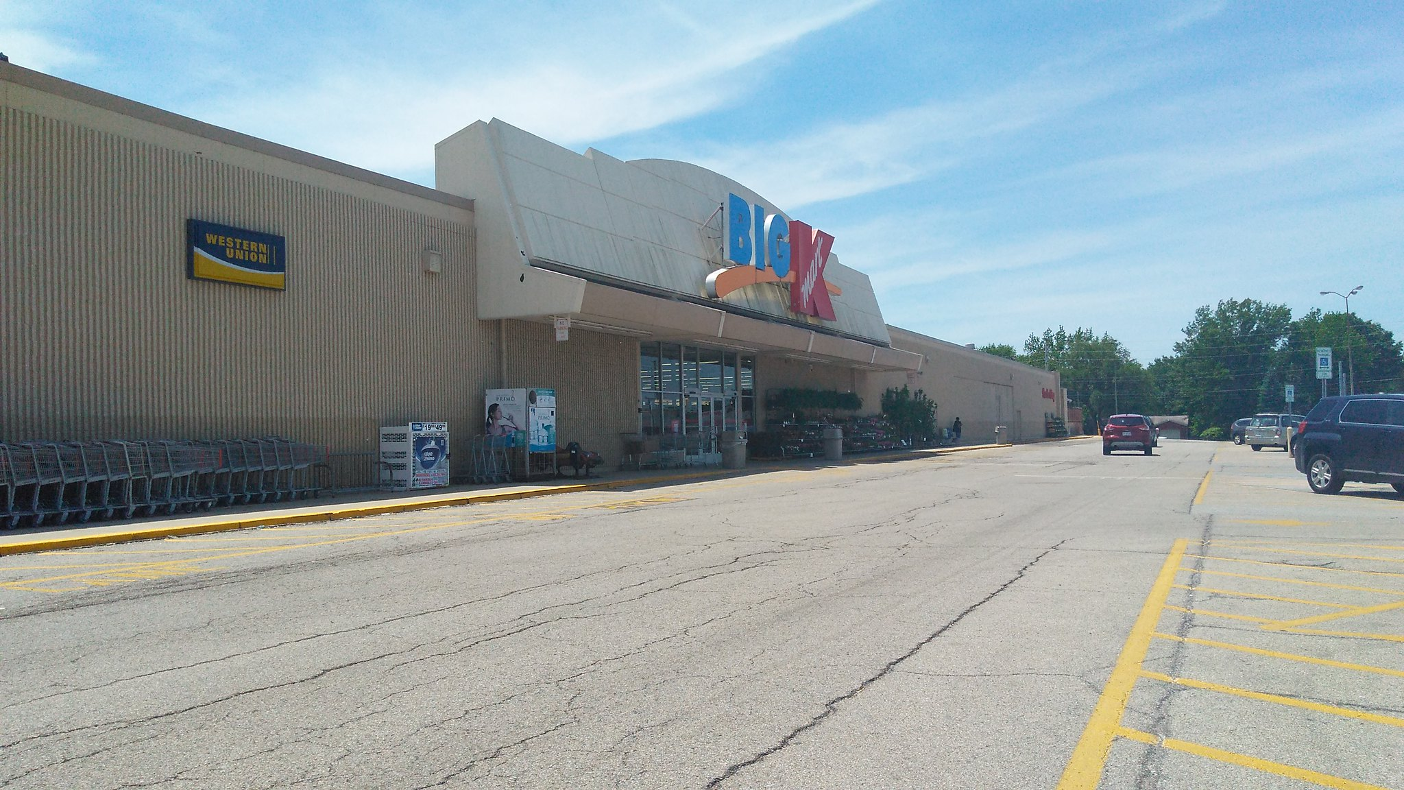 Kmart -- Thompson Rd -- Indianapolis, IN