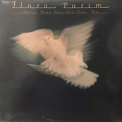 FLORA PULIM:OPEN YOUR EYES,YOU CAN FLY(JACKET A)