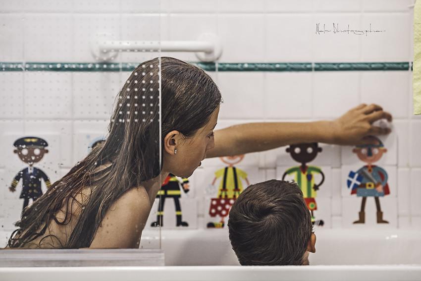 Baño con Litel Pipol... Semana 51 (Cuarto Año)