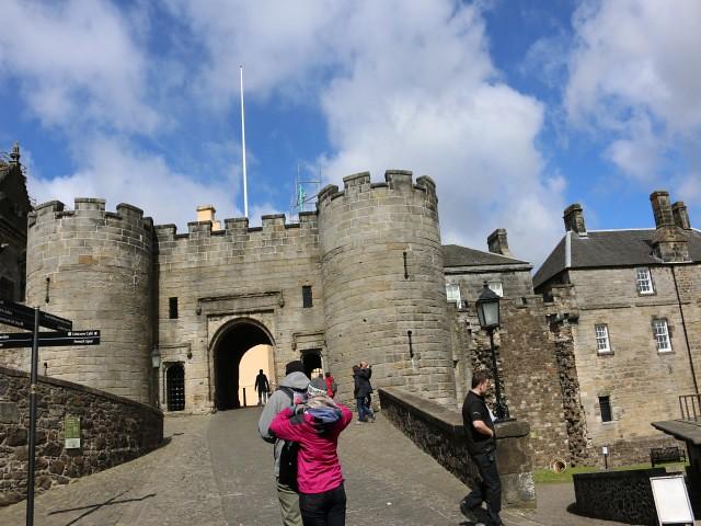 castelul stirling exterior 2