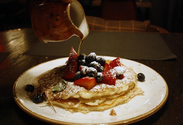 Rye Pancakes
