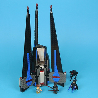 Review: 75185 Tracker I