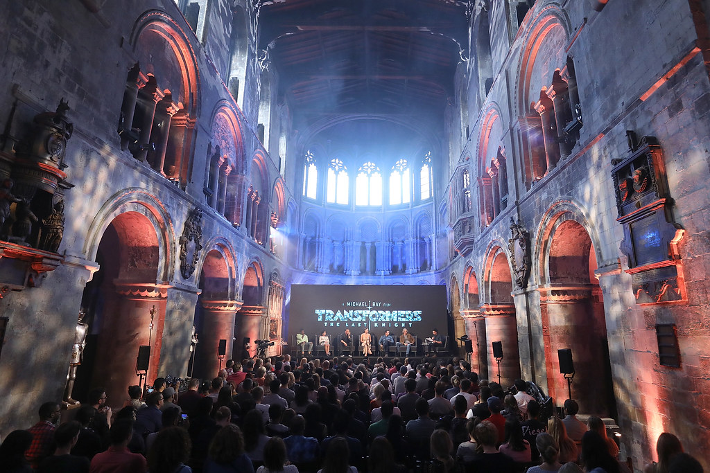 Transformers The Last Knight - UK Fan Event - Great St. Bart's Church
