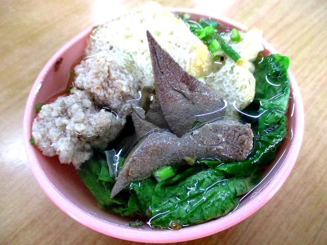 Ju Lai Xiang complimentary soup