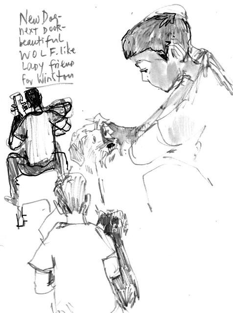 Sketchbook #104: Cello