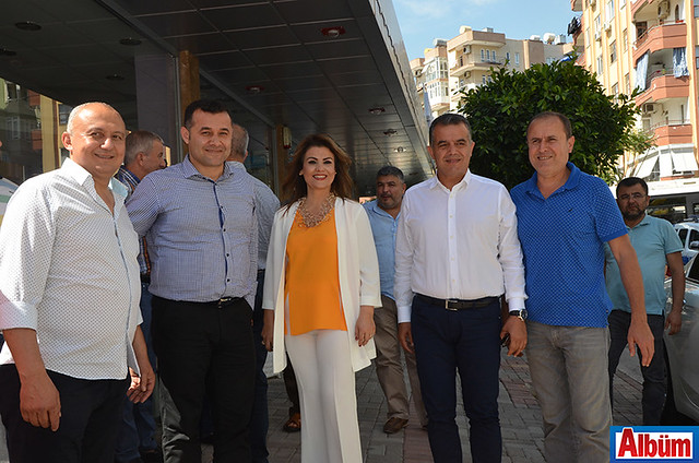 Mustafa Kemal Develioğlu, Adem Murat Yücel, Nefise Develioğlu, Hüseyin Güney, Mehmet Şenli