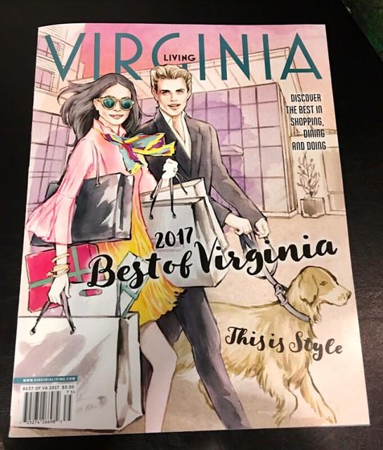 2017 Best of Virginia - Virginia Living Magazine