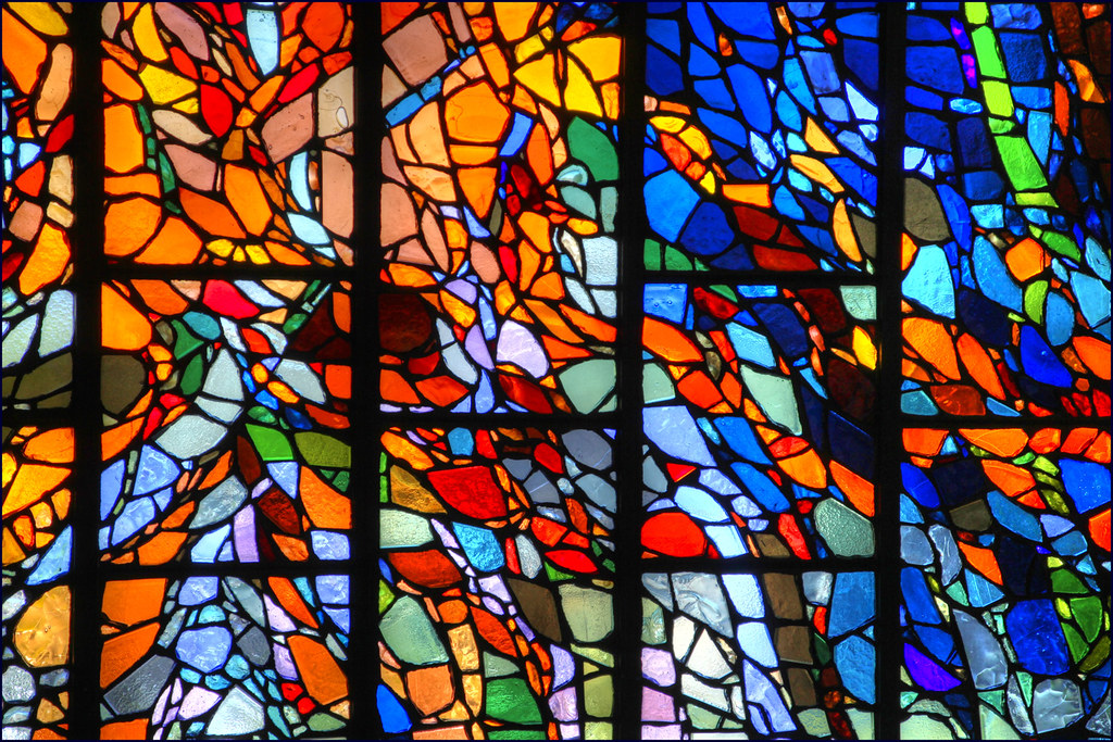 Get Image Printed As Stained Glass