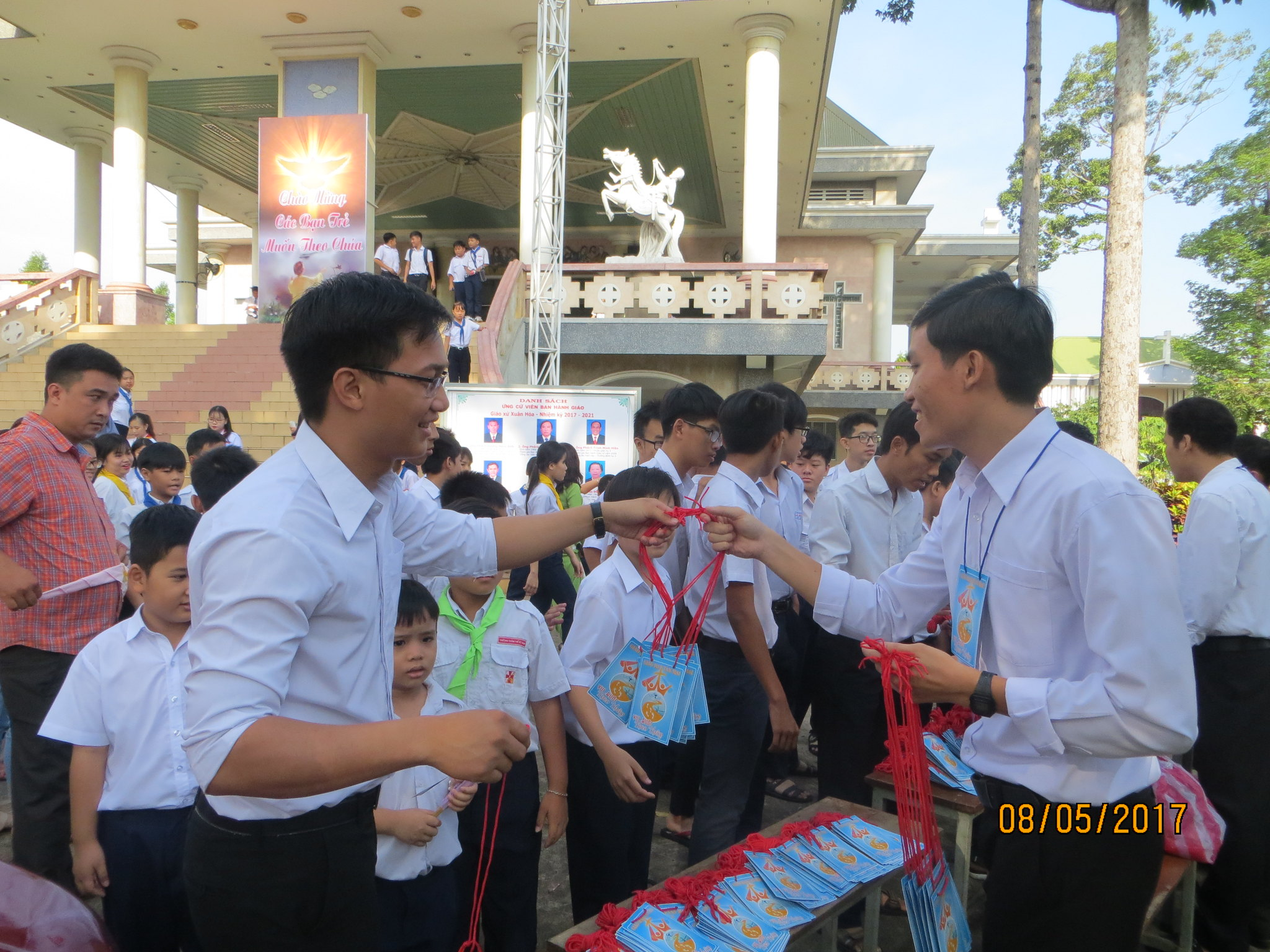 Ngày Ơn Gọi 2017 - Hạt Tân Mai