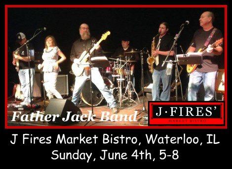 Father Jack Band 6-4-17