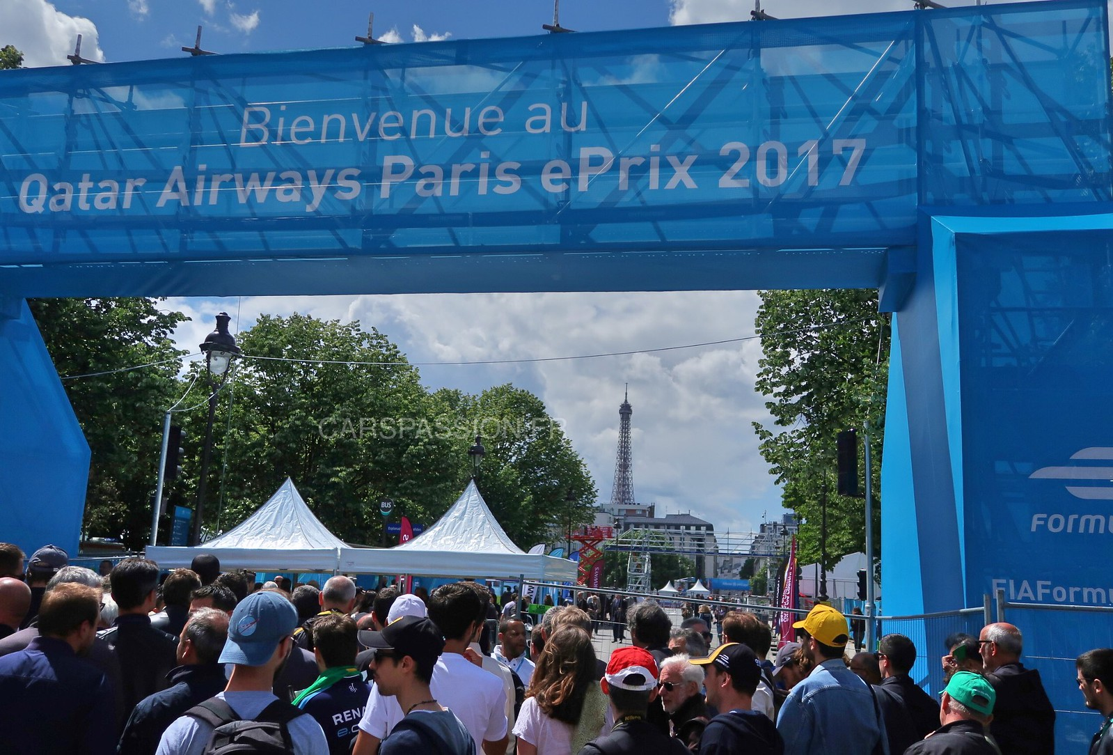 Grand Prix E Paris 2017