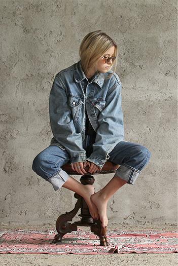 angelo vintage jeans levi's cimosa