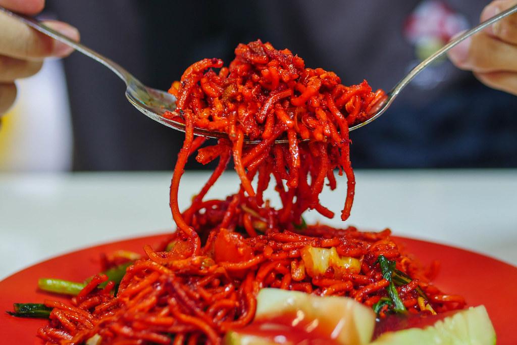 Tampines Eateries: Saffron's Cafeteria