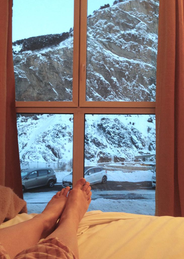 Andorran hotelleista