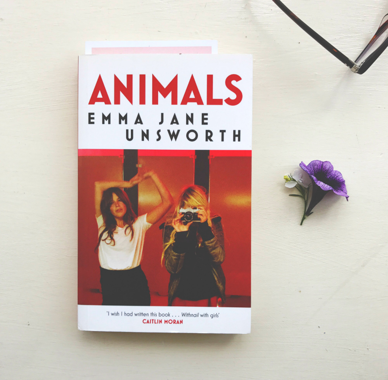 animals emma jane unsworth book bloggers in the uk vivatramp