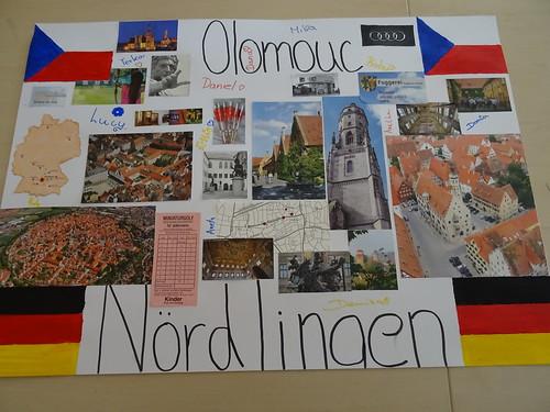 Schüleraustausch Olomouc 2017
