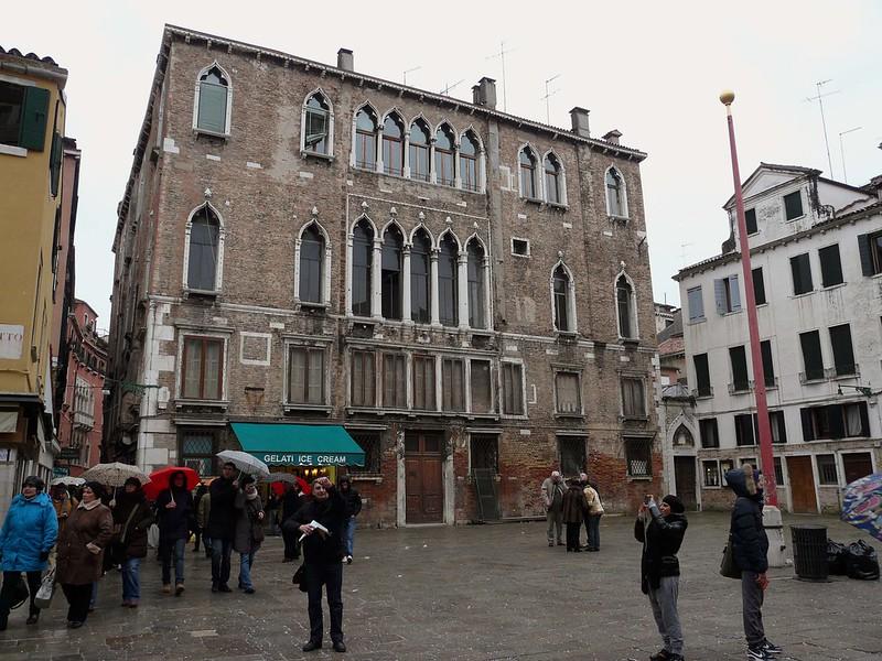 Campo San Maurizio, Veneza