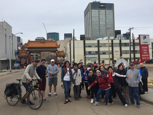 Edmonton Chinatown Walking Tour