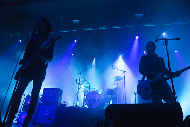 The Cribs - Manchester Academy - 12/05/17 - Manchester