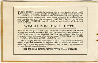 The Wimbledon Hotel London Sw Hz