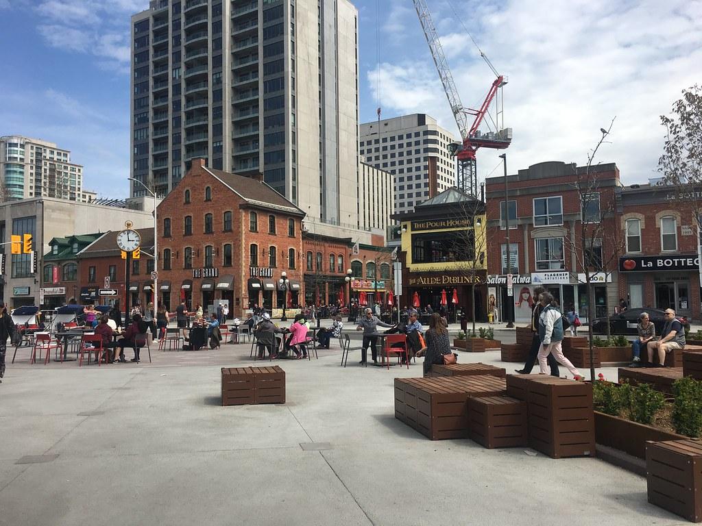 Byward Market Ottawa