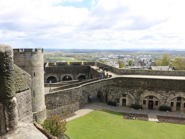 castelul stirling exterior 3