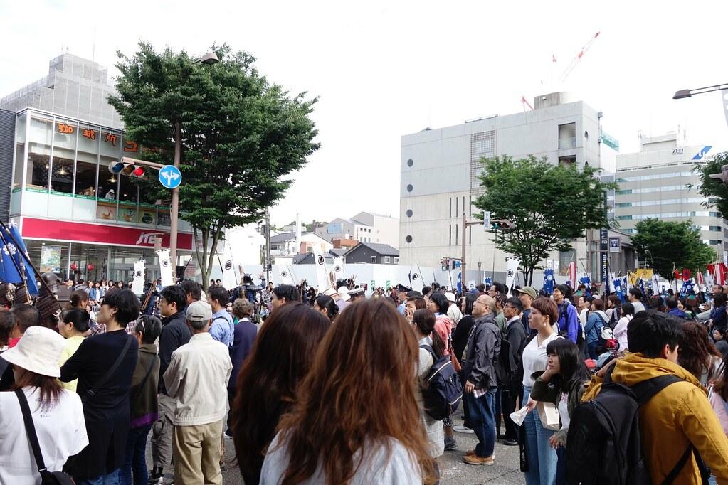 KANAZAWA HYAKUMANGOKU Festival