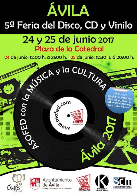 Feria del Disco de Ávila