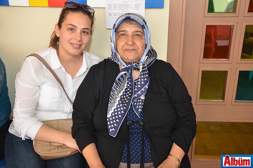 Özlem Kaplan, Ayşe Namal
