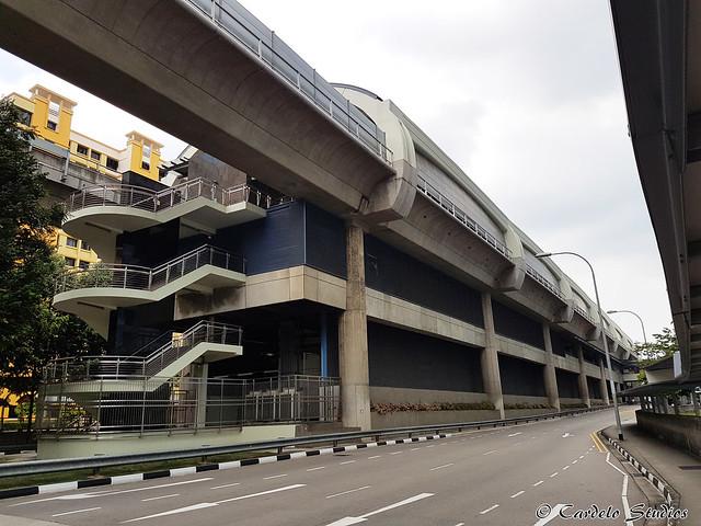 Pioneer MRT Station 01