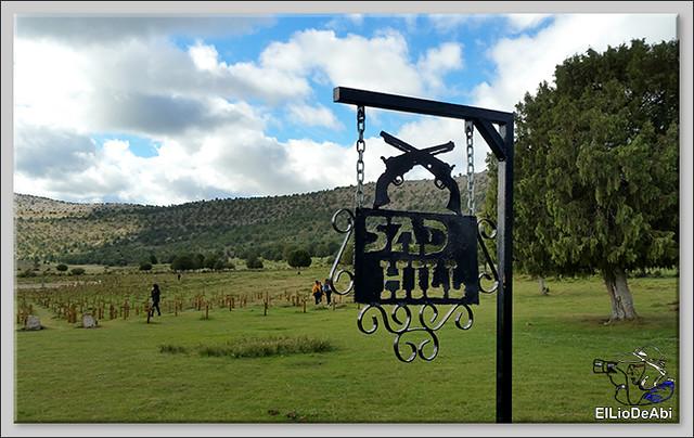 El Cementerio de Sad Hill está en Burgos