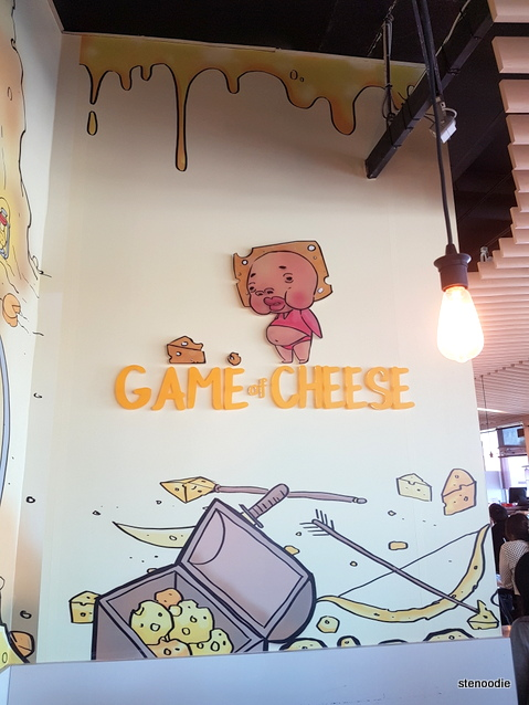 Game of Cheese logo