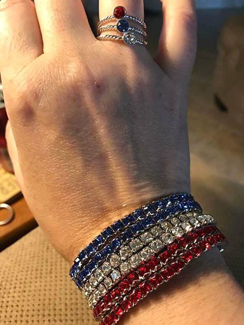 Birthstone Bracelet's (6)