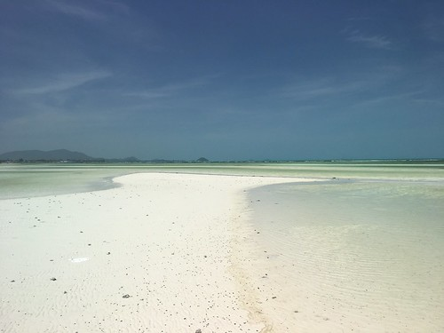 Koh Samui Beach - low tide