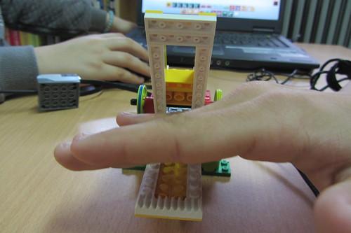 Proyecto Lego-Cocodrilo
