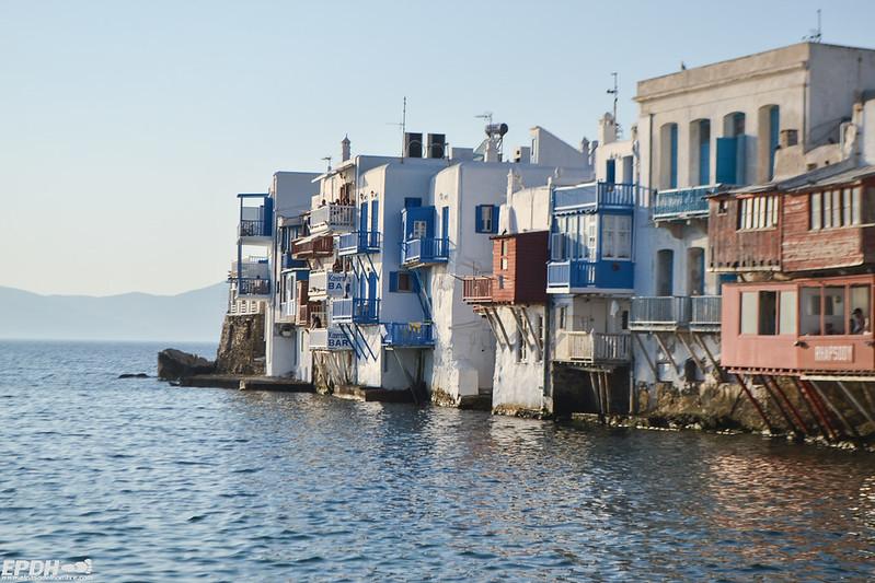 Mykonos Pequeña Venecia