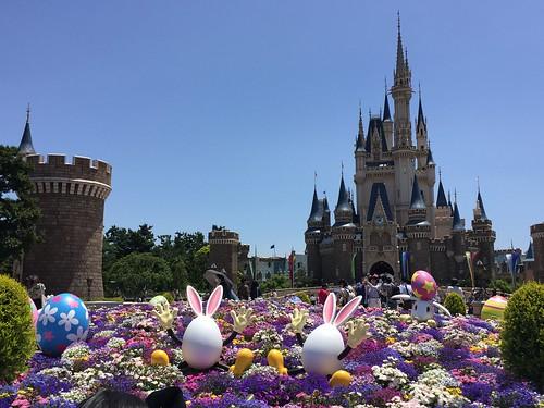 東京ディズニーランド「ディズニー・イースター」