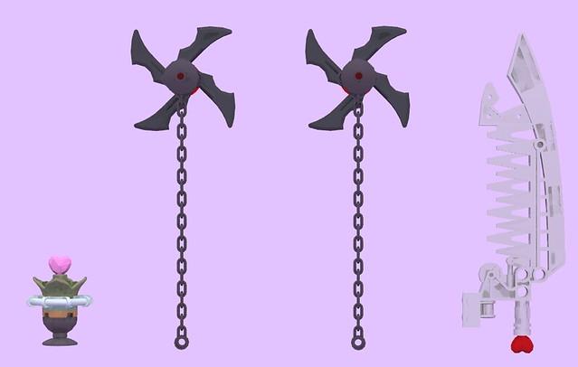 Qlenasy Weapon
