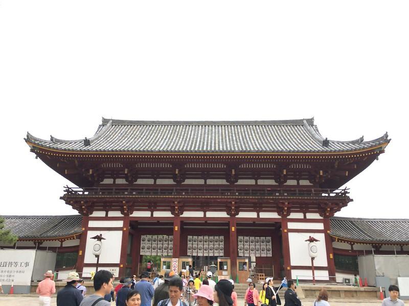 東大寺-中門