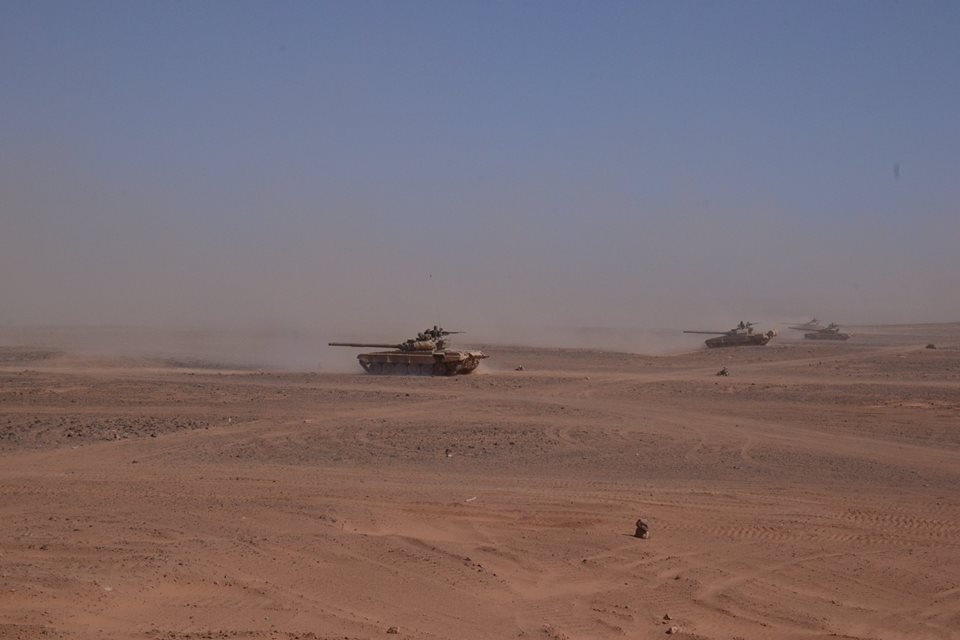 صور دبابات قتال رئيسية الجزائرية T-72M/M1/B/BK/AG/S ] Main Battle Tank Algerian ]   - صفحة 4 33979189964_4407fa5e4e_o