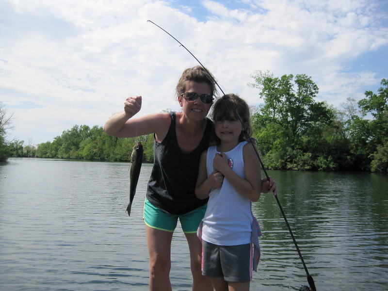Mothers Day Camping Fishing (9)